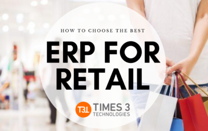 How to Choose the Best ERP for Your Retail Company