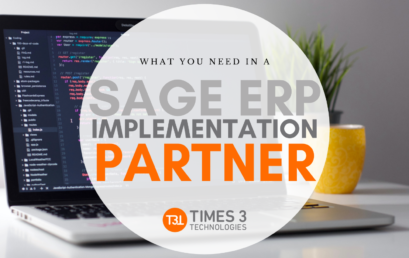 What You Need in a Sage ERP Implementation Partner